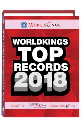 WORLDKINGS TOP RECORDS BOOK 2018